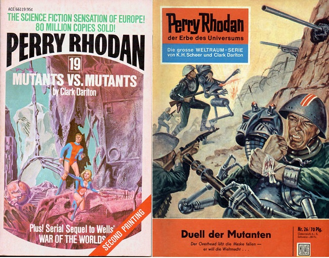 The Perry Rhodan Reading Project 2012