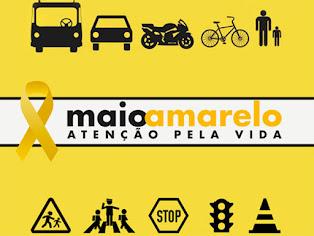 #eusou+1 - Maio Amarelo