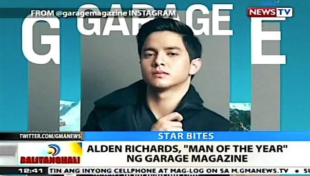 Alden Richards and Maine Mendoza included in People of the Year Asia
