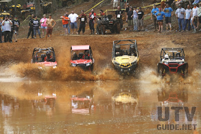 Can-Am/BRP Mud Bog