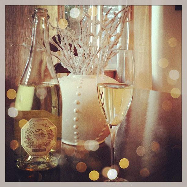sparkling wine, champagne, Sofia