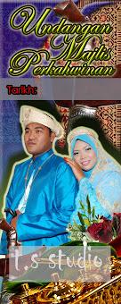 Contoh Banting Perkahwinan (Baru)