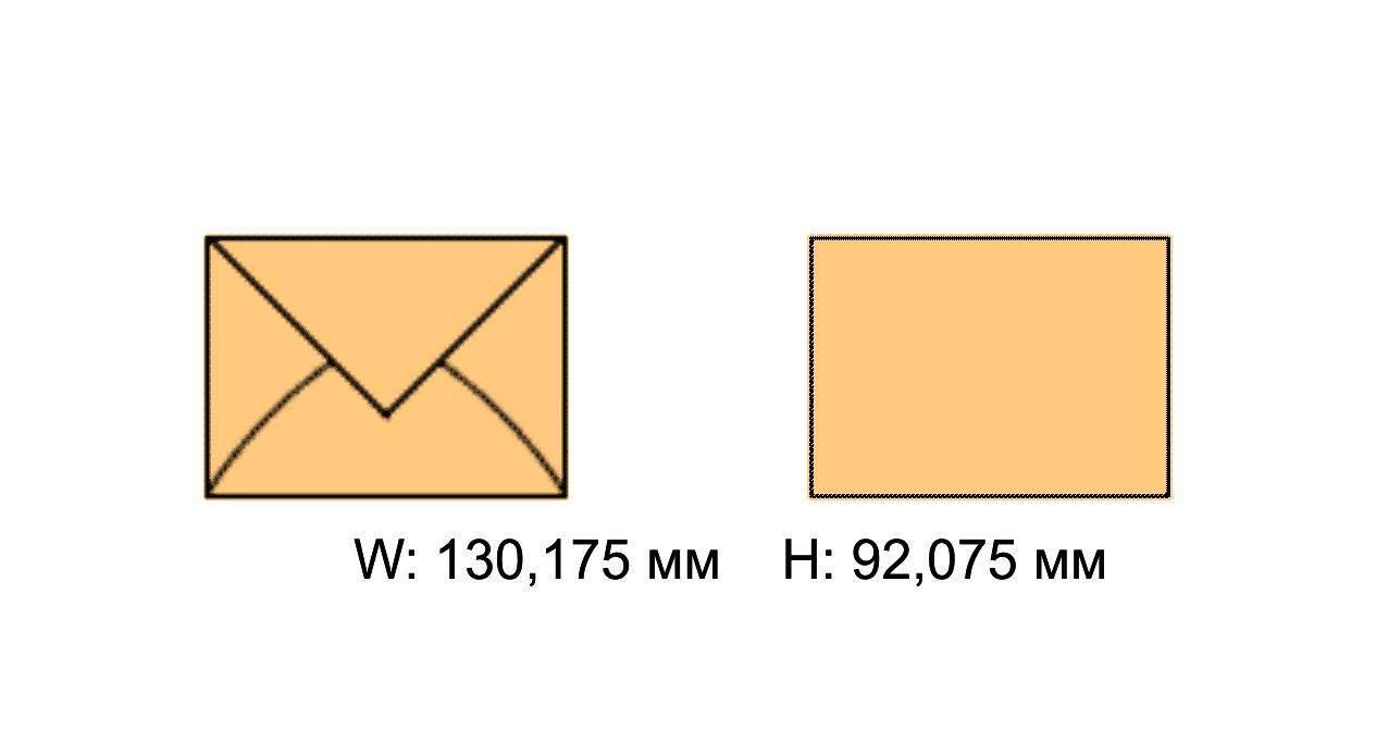 скачать шаблоны конвертов