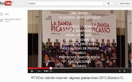 Canal RTVDoc UCM - Muestra 2010-2013