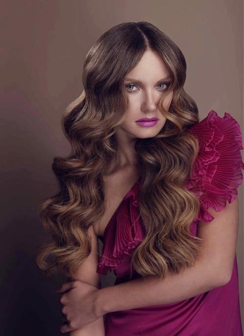 Прически и укладки с длинными волосами