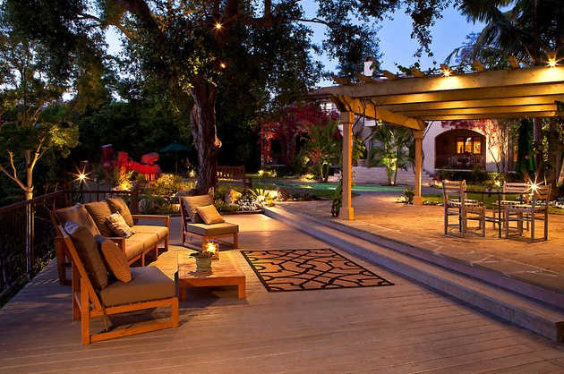 Empty Space In Backyard : Dreamy Outdoor Backyard Living Spaces and Inspiration  Wonder Forest