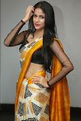 Lavanya Tripathi glam pics in saree-thumbnail-1