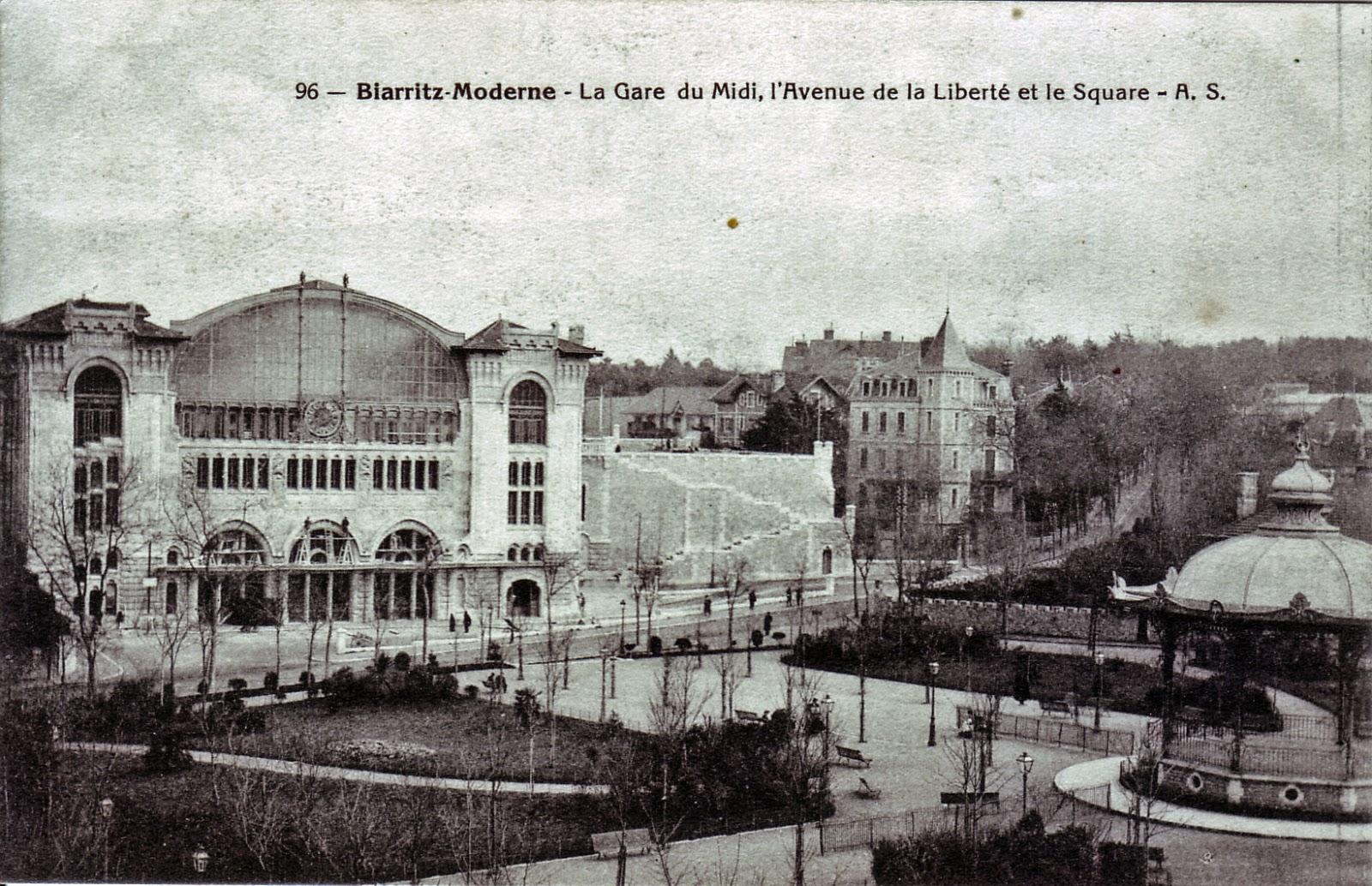 Hotel Pres De La Gare De Biarritz