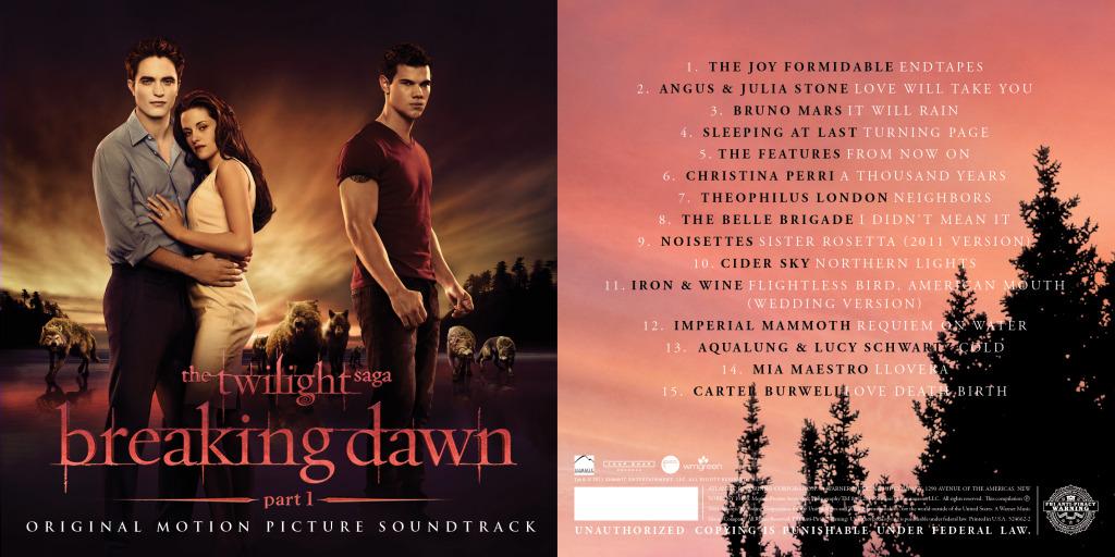 LovelyBunga: Christina Perri - A Thousand Years Lyrics (Ost ...