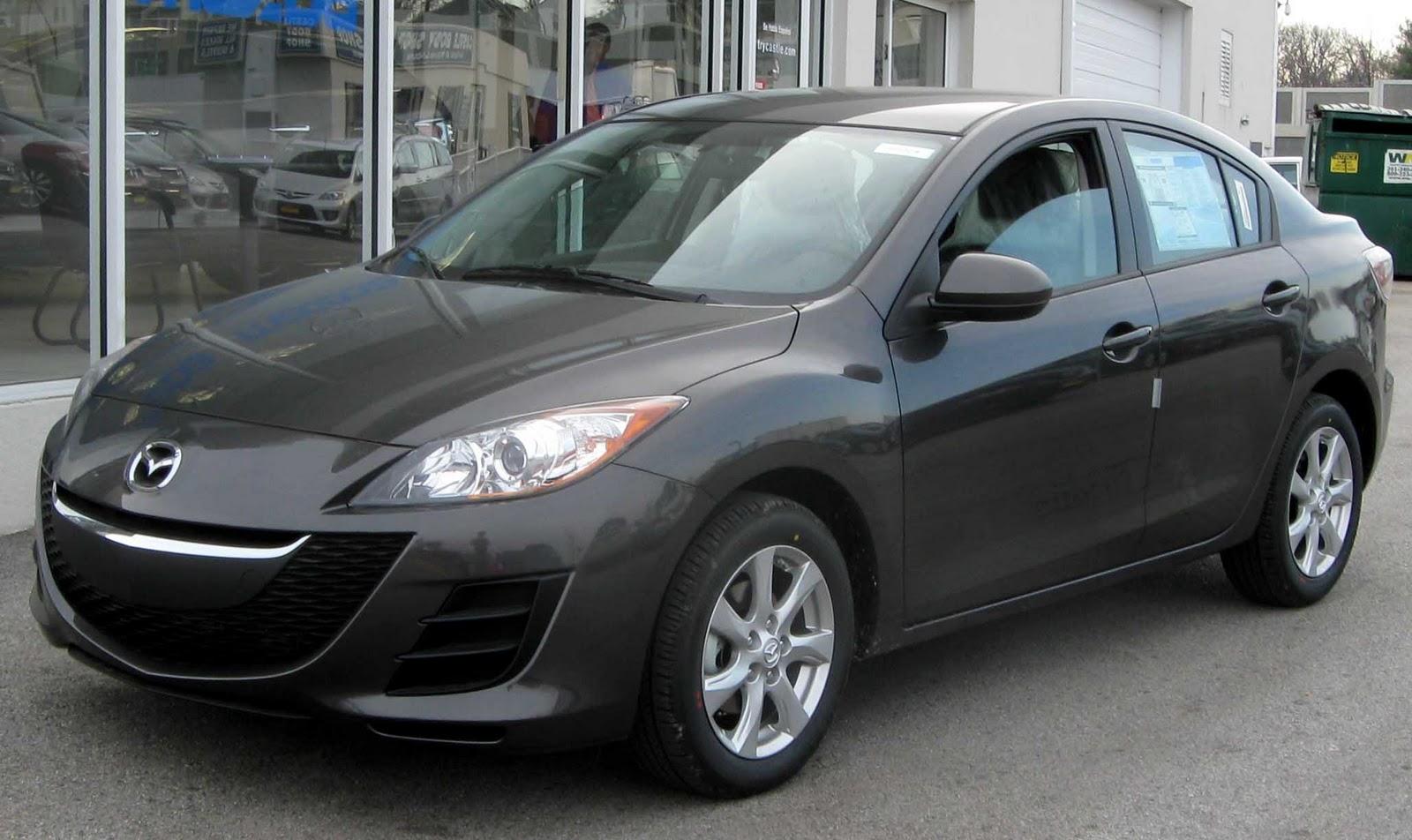 car-model-2012: Mazda 3 Sedan