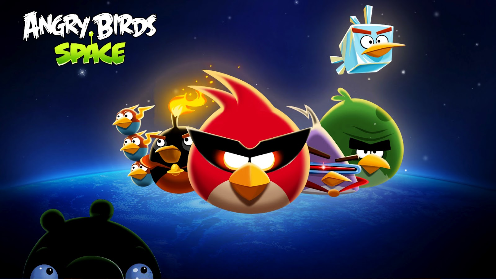 angry birds all characters - photo #39