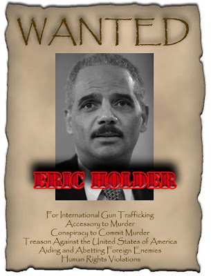 Eric Holder fast and furious scam