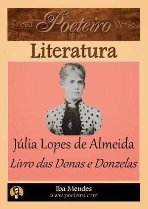 Livro das Donas e Donzelas, de Júlia Lopes de Almeida