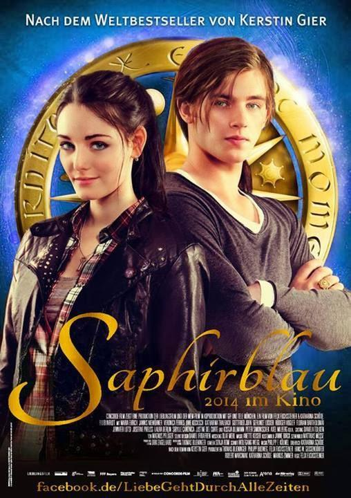 ver Saphirblau (La última viajera del tiempo: Zafiro) (2014) Online