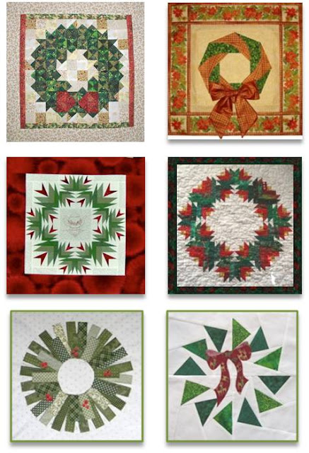 Quilt inspiration free pattern day christmas part