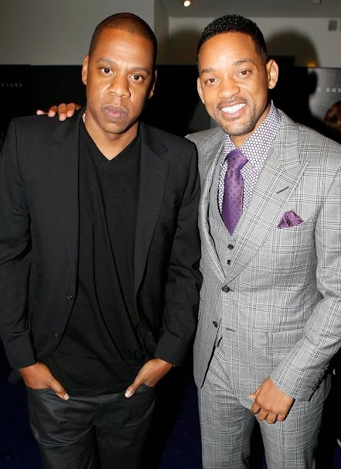 Has Jay-Z and Will Smith Joined Forces For New Comedy Show?