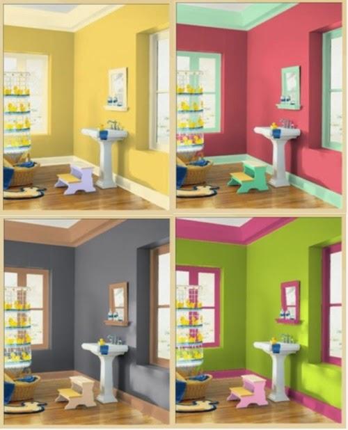 De qu color puedo pintar mi casa seg n el feng shui - Como puedo pintar mi casa ...
