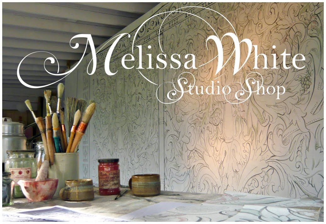Melissa White STUDIO SHOP