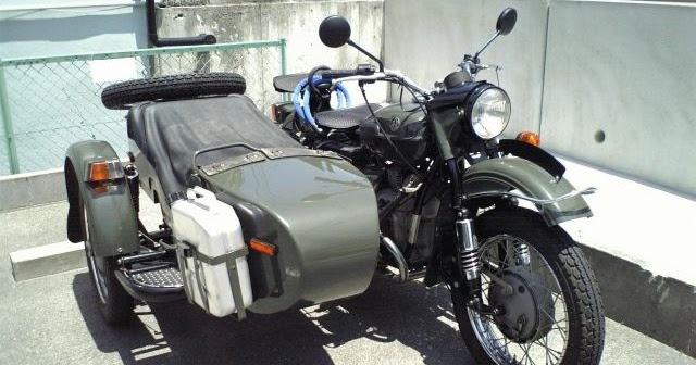 richard 39 s personal ramblings ice cream and russian ural motorcycle. Black Bedroom Furniture Sets. Home Design Ideas