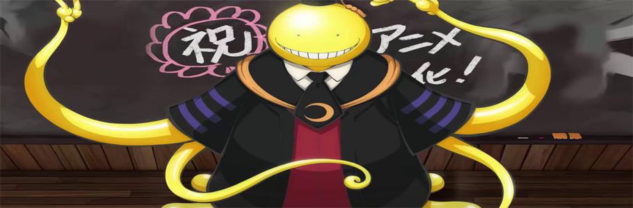Descargar Ansatsu Kyoushitsu (TV) 2nd Season (04/??)