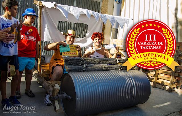 ganadores carrera tartanas 2013