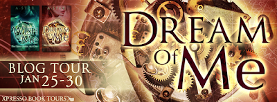 Blog Tour ~ Review: Dream of Me by A. Star + Giveaway (INT)