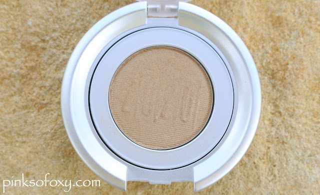 Zuzu Luxe Egyptian Gold Eyeshadow