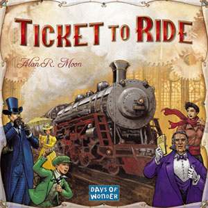 El juego Ticket To Ride ha tenido una gran acogida