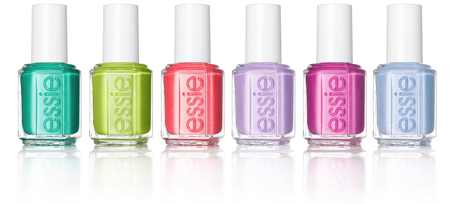 Essie 2013 Collections: Summer, Resort and Wedding - A Beauty ...