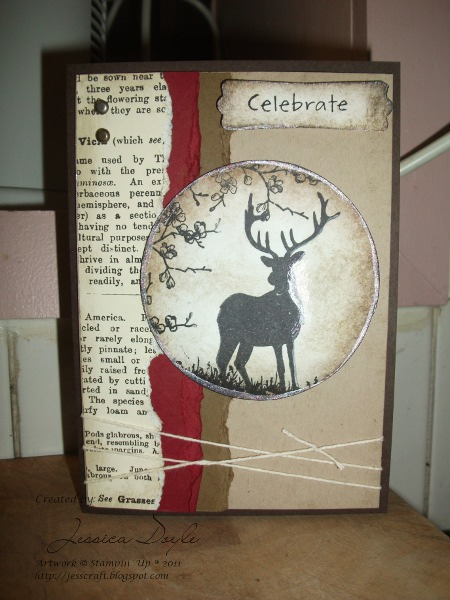 Jess crafts stampin up easter blooms and newsprint dsp together stampin up easter blooms and newsprint dsp together to create masculine birthday cards bookmarktalkfo Gallery