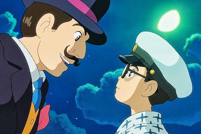 Caprony y Jiro Horikoshi