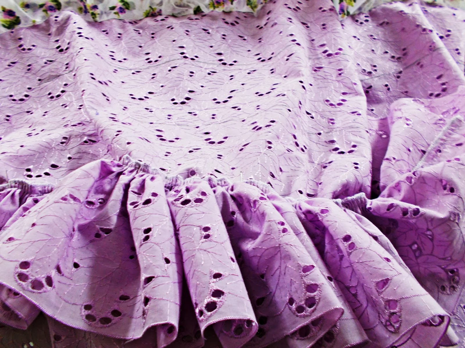 Traje-vestido-flamenca-patrón-paso a paso-costura-volantes-enagua-11