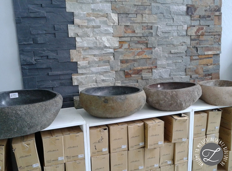 steinwaschbecken mit tisch – Com.ForAfrica