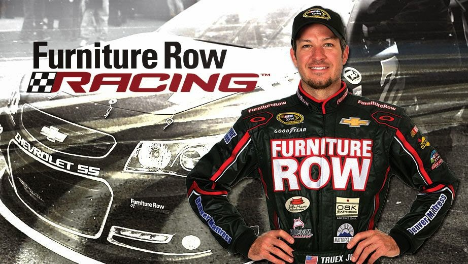 Furniture Row Racing = Martin Truex Jr.