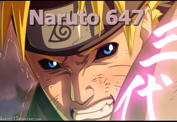 Chapter Naruto 647 [Versi Teks] Bahasa Indonesia