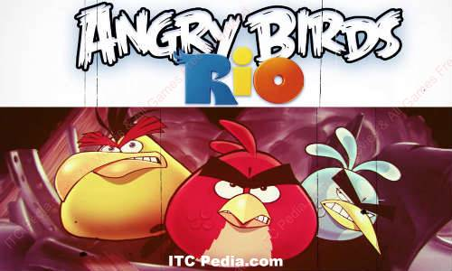 Angry Birds Rio v1.6.1 MacOSX Retail - CORE
