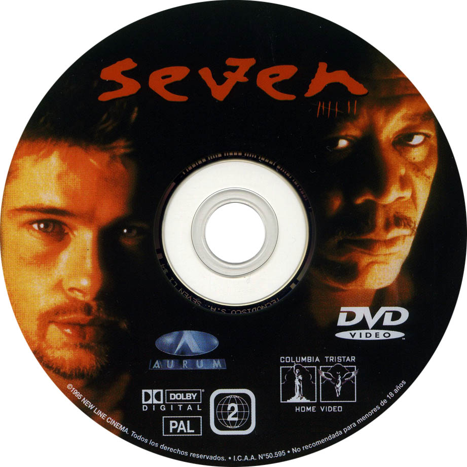 28-Se7en-Dvd-Label