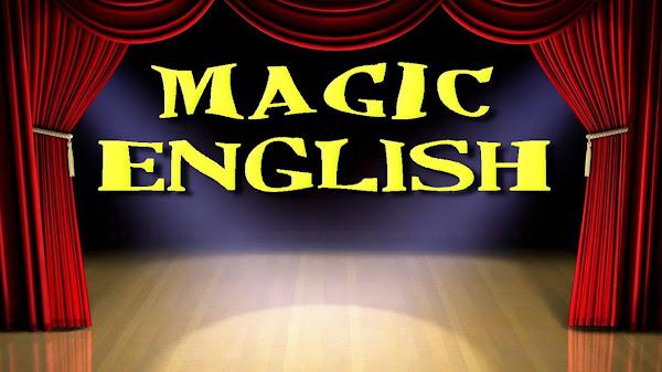 Magic English for kids - Official Website - BenjaminMadeira