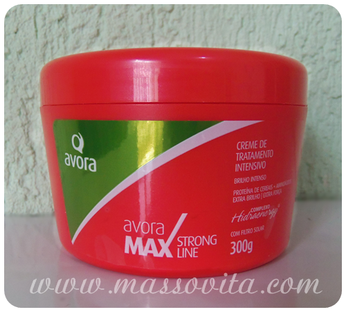 Creme  Max Strong Line