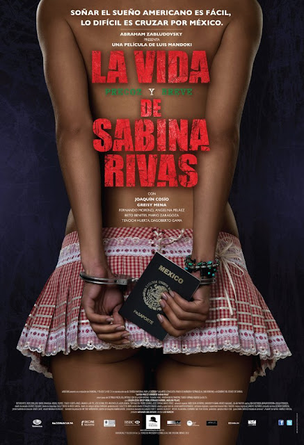 Poster La vida de Sabina Rivas