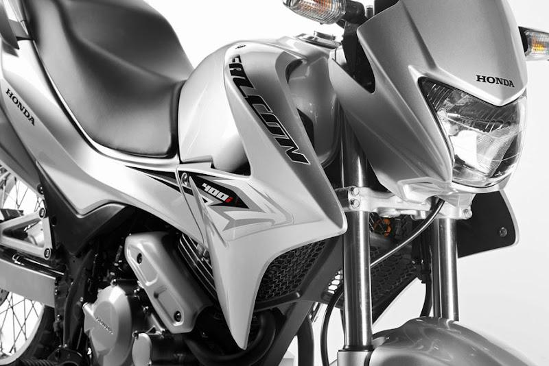 Nova Honda Falcon NX 400i 2013
