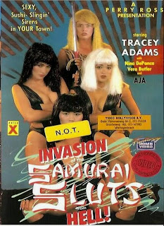 Invasion of the Samurai Sluts from Hell 1989