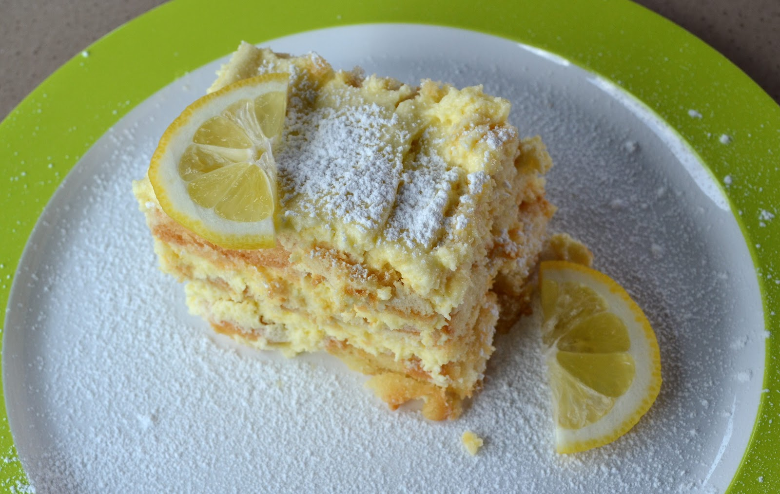 recept limoncello dessert