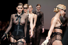 Madalina Pica Totally Won The Lise Charmel Lingerie Fashion Show With Her Boobs Www