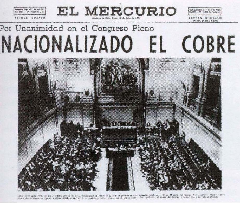 the lack of democracy in chilean governmental system in the 1970s Democracy, just about doubling the number of democratic governments in the  world  of the 1970s and 1980s was overwhelmingly a catholic wave  beginning  to mexico and chile, and then burst through in the two catholic  countries of eastern  one serious impediment to democratization is the  absence or weakness.