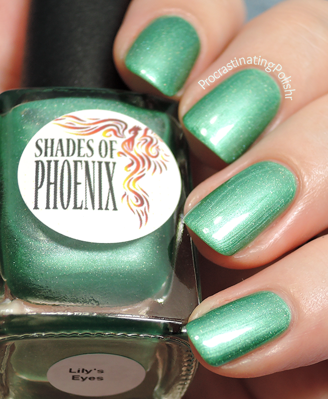 Shades of Phoenix - Lily's Eyes