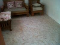 Ruang Tengah Bungalow Pondok Anida