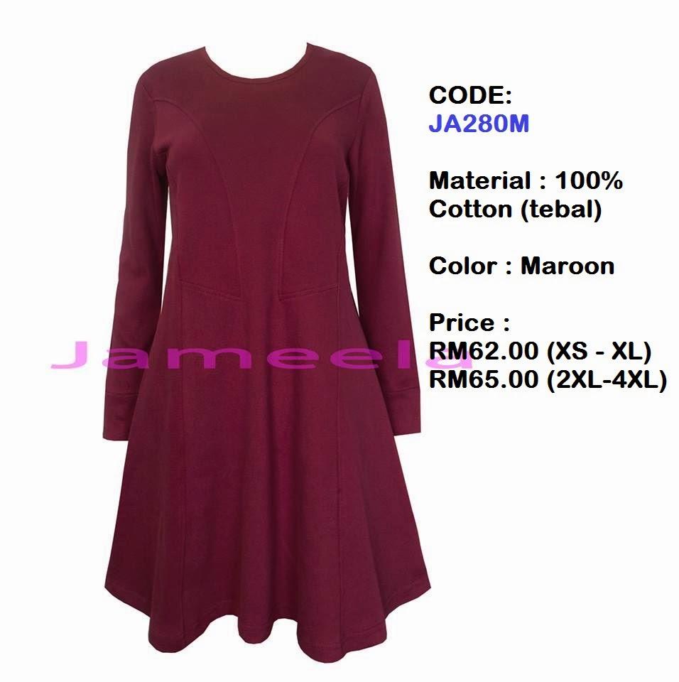 T-shirt-Muslimah-Jameela-JA280M