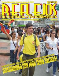 """SALIO Revista """"REFLEJOS DE COLOMBIA Y LATINOAMERICA"""" Nº 42"""