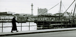 Dubai Old Creek Side rare old photo